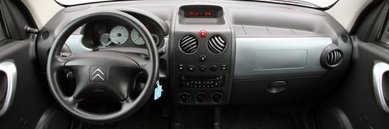 Citroen berlingo financial lease tweedehands bedrijfswagen for Interieur berlingo 2000